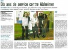 Article dans l'UNION